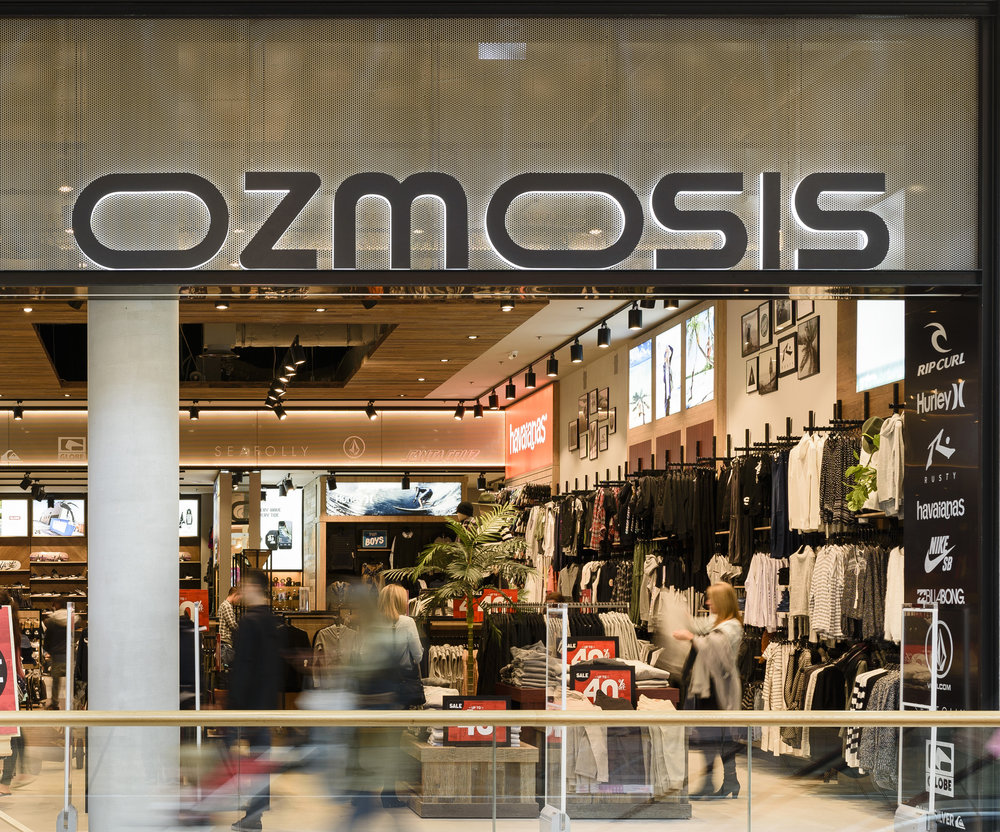 OZMOSIS     Interior Design