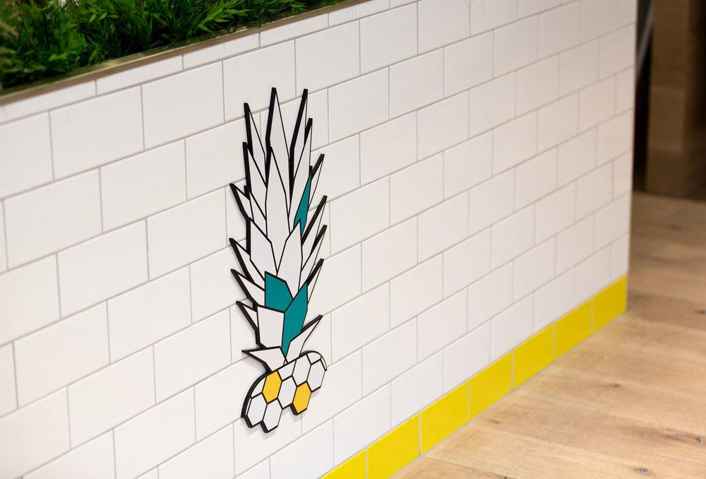 Pineapple expressInterior Design