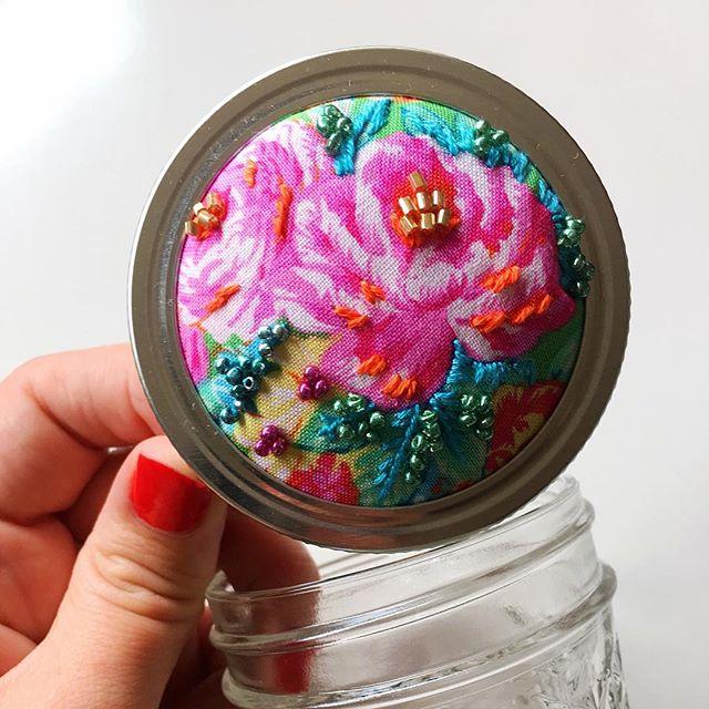 Oh hai trinket jar cutie! 😍🌈💓✨💋