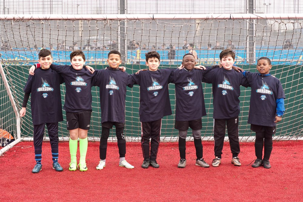 Edmonton Rangers Football Club U10s - The Dragons