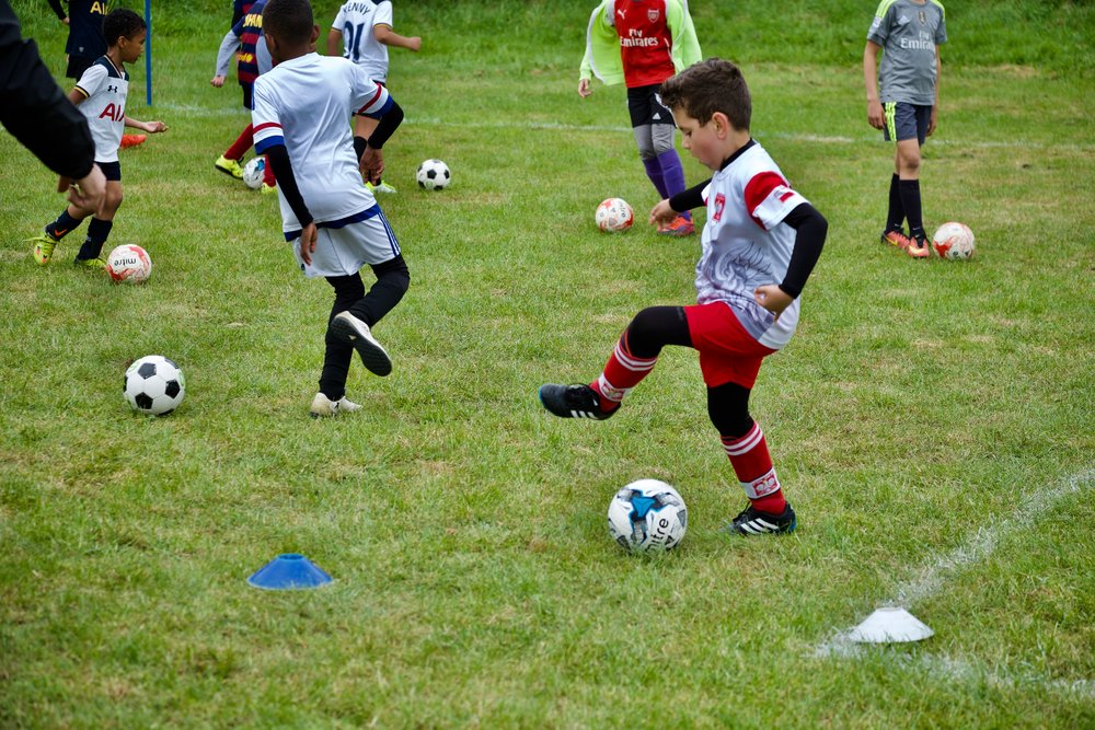 U8s Open Day Trials