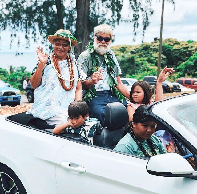 "Hāna Aloha Week Grand Marshall. 🌺🌺🌺🌺 John and Tweetie Lind.  Here is their Bio #mahalohāna.  Aloha Pu'uhonua 'o Hāna.  We are proud to recognize our 2018 Grand Marshalls, Hāna's own John and Tweetie Lind.  John and Tweetie are the co-founders of the Hāna District Pohaku, Hāna Canoe Club, co-founders of East Maui Taro Festival, the Kauiki Council, and their land-based 501(c)(3) nonprofit group, the Kīpahulu Ohana.  They're residents of Kīkoʻo,  Kīpahulu, Maui.  Their love for the 'aina is better understood through their active participation in various Indigenous Grassroots  organized events, including  the 1977 Kahoʻolawe Movement to end the US Navy Occupation of Kahoʻolawe as a military bombing target, which officially ended in 1994 with the return of Kahoʻolawe to the State of Hawaiʻi.  The State of Hawaiʻi  has a responsibility to the Kanaka Maoli interest, including preserving the island of Kahoʻolawe in a trust for a sovereign native Hawaiian entity.  In Kīpahulu, they defended Kanaka human, cultural, and property rights from the Haleakalā National Park expansion via the 1982 Kīpahulu Condemnation of indigenous kanaka land titles in the proposed Kīpahulu, Hāna and Kaupo Moku. They're passionate of all the issues facing the future of Hāna and Maui Nei.  John would like to recognize his Parents and former Kīpahulu Ranch Manager John Crichton ""Jack"" Lind and Daisy Ka'eka Mailou. Tweetie would like to recognize her parents John Helekahi and Josephine Librando-Kaho'opi'i.  Together we would like to celebrate the cherished memories of the Kupunas of the Ka'uiki  Council  including Michael Pu'uwiki Minn, Larry Kaikala, Parley Kanakaole, Richard Keohuhu, Peggy Ha'o Ross, Nani Kaina, Peter Konohia, Apolonia Day, Papa Harry Mitchell, Ellen, Bill, and Margret Kauimakaole, Murray & Violet English, Tevi Kahaleuahi, Joe Daniels, and all the kupuna who came before us.  Tweetie is the current President of the Kīpahulu Community Association and her focus is education and genealo"