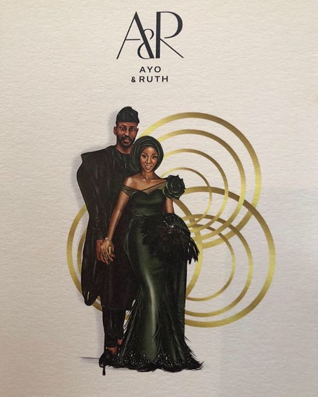 Olori mi 👑❤️ Can't believe the day is finally here #MeetTheAfolabis part 1 🔥