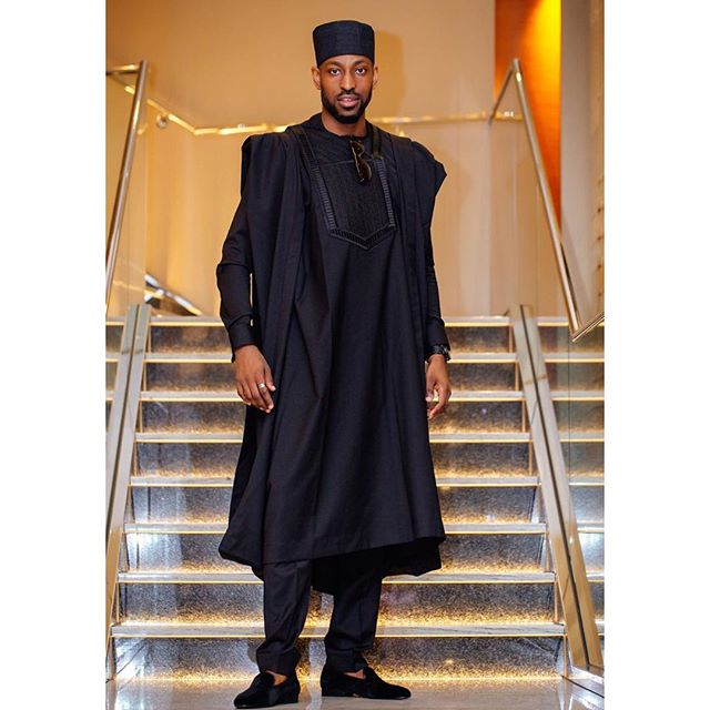 I've been told that black native is unusual and a new vibe 🤔🤔🤔 I clearly didn't get the memo over a decade ago... (swipe left)😅😅😅 Agbada @kimonokollection #Throwback