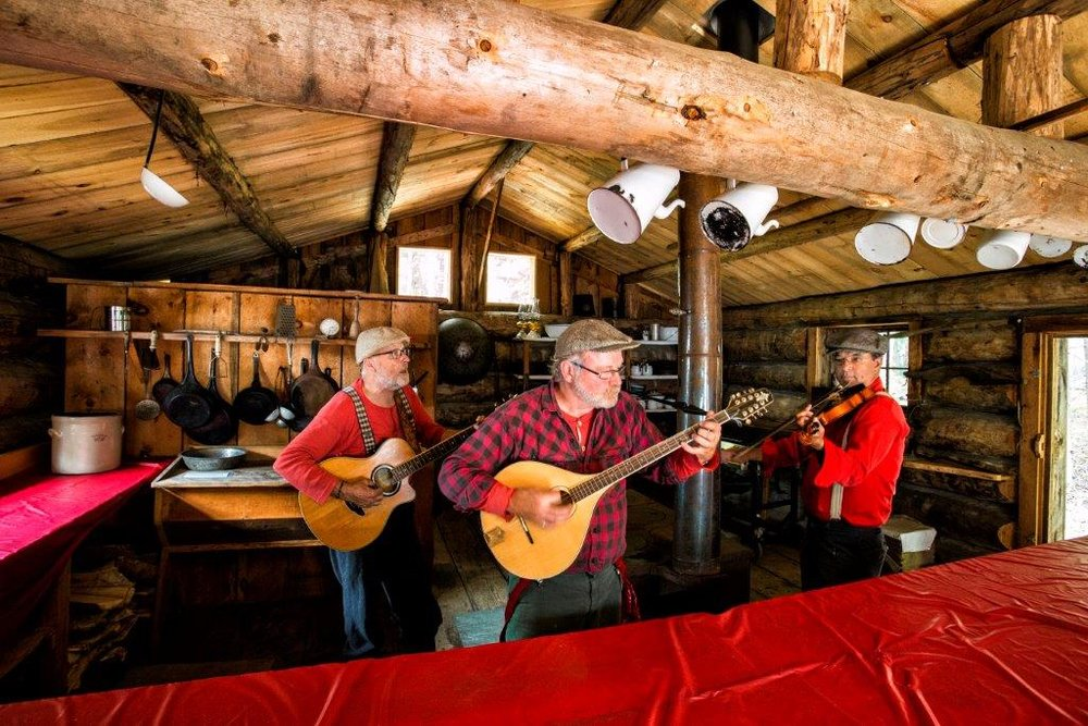 Marten River Cookhouse Kitchen Party