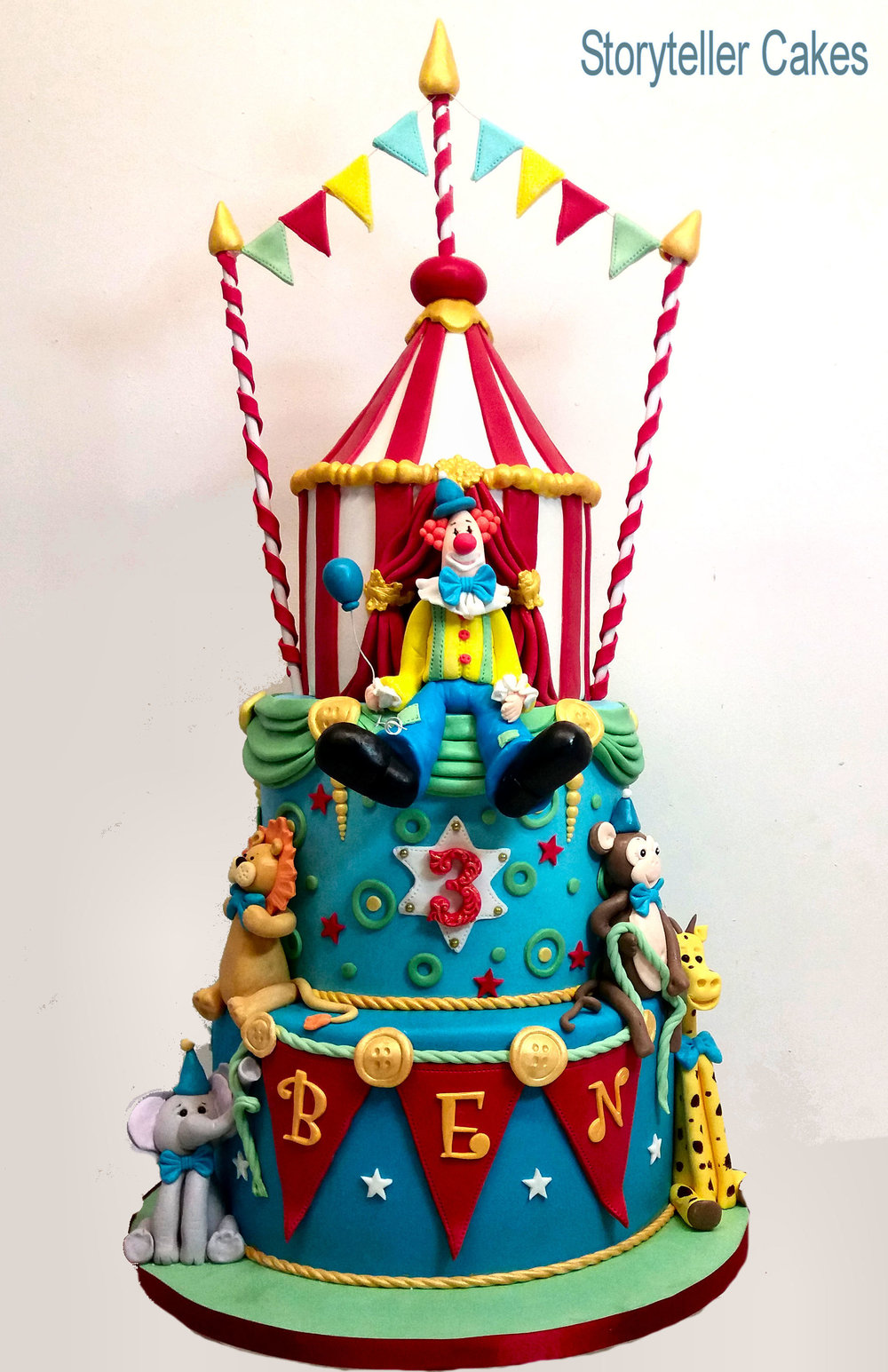 Childrens Birthday Cakes For Boys