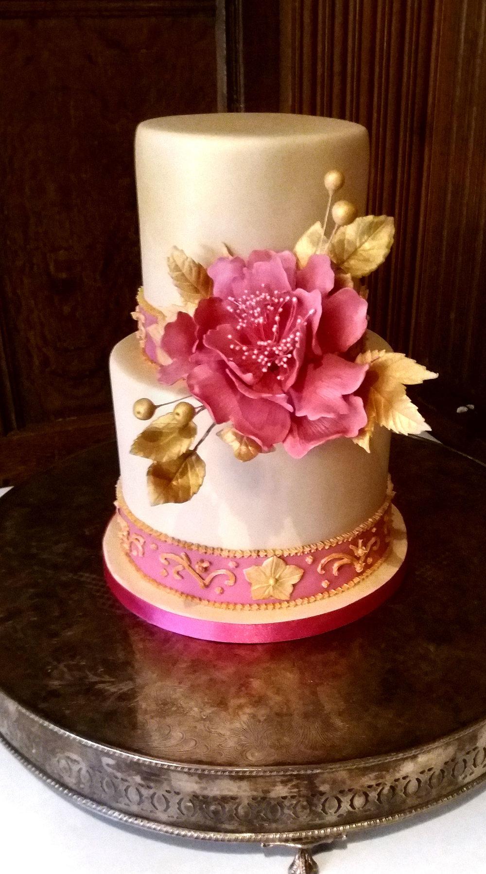 Pink Peony Wedding Cake.jpg