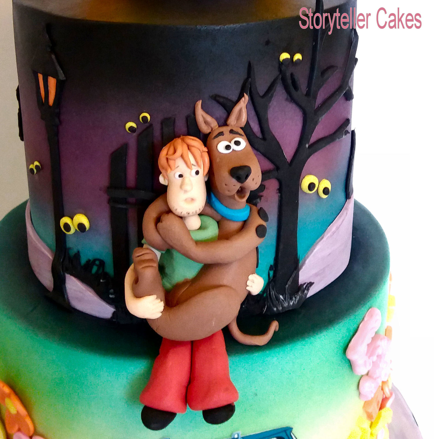 Childrens Birthday Cakes Boys Storyteller Cakes