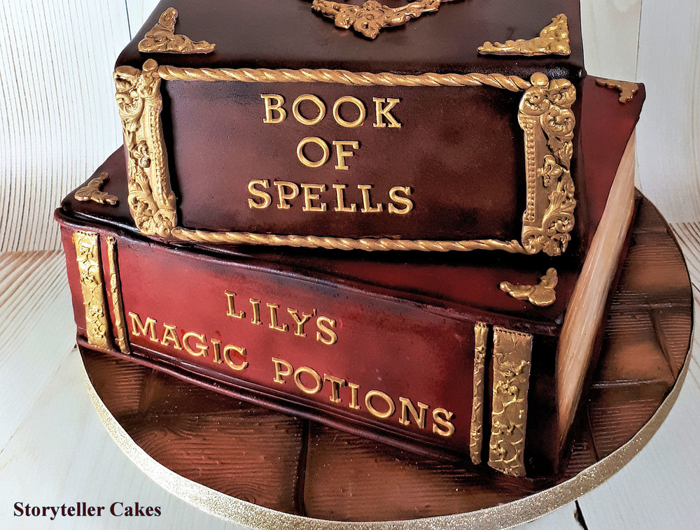 harry potter owl book birthday cake 4.jpg