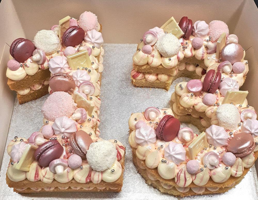 naked number 13th birthday cake.jpg