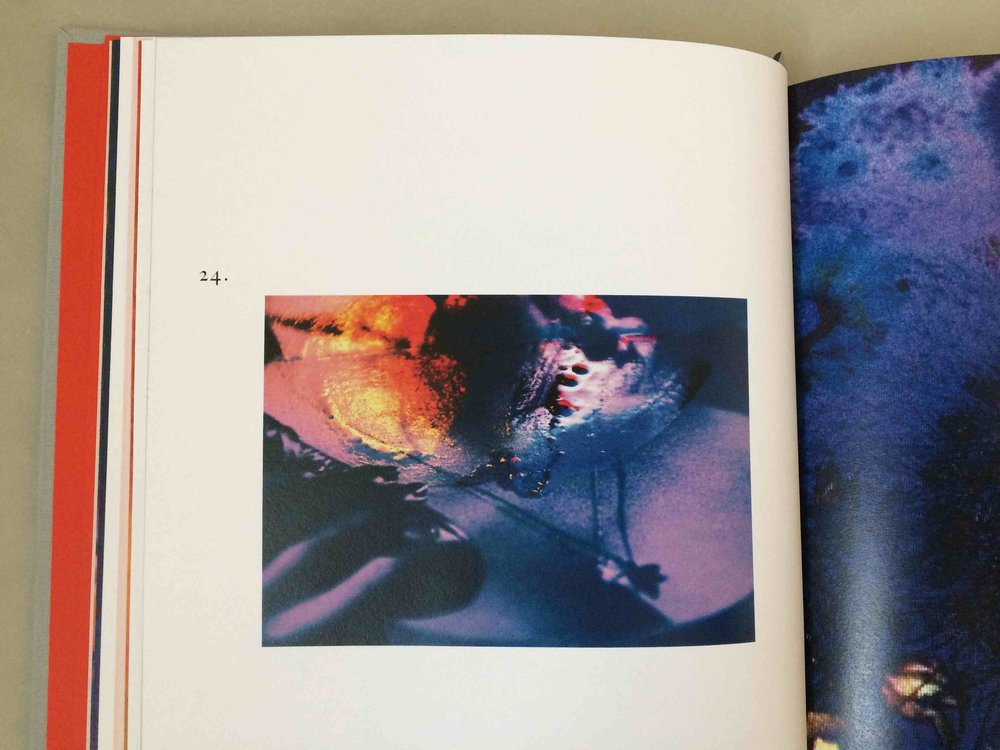 Artist Book 'Spine' with special thanks to RBPM Studio and Wearestardust