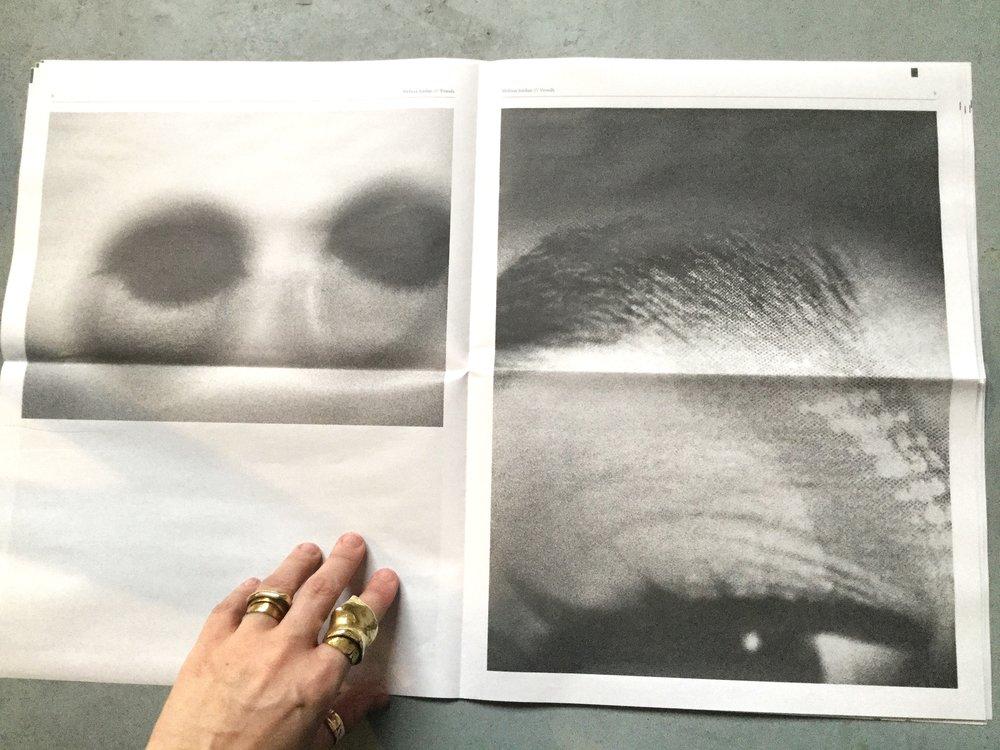 Vowels 2017, newprint