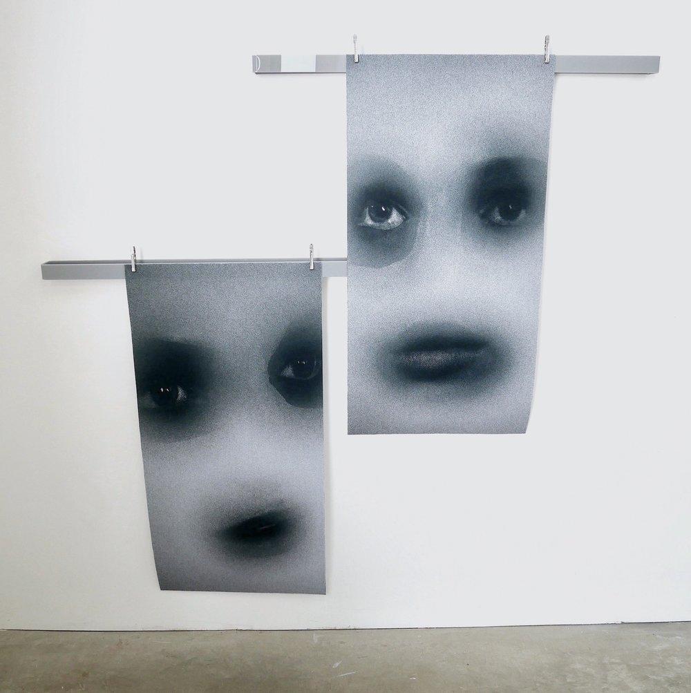 Melissa Jordan Artist Vowels