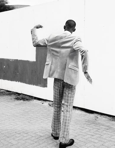 Menswear by Ilaria Orsini