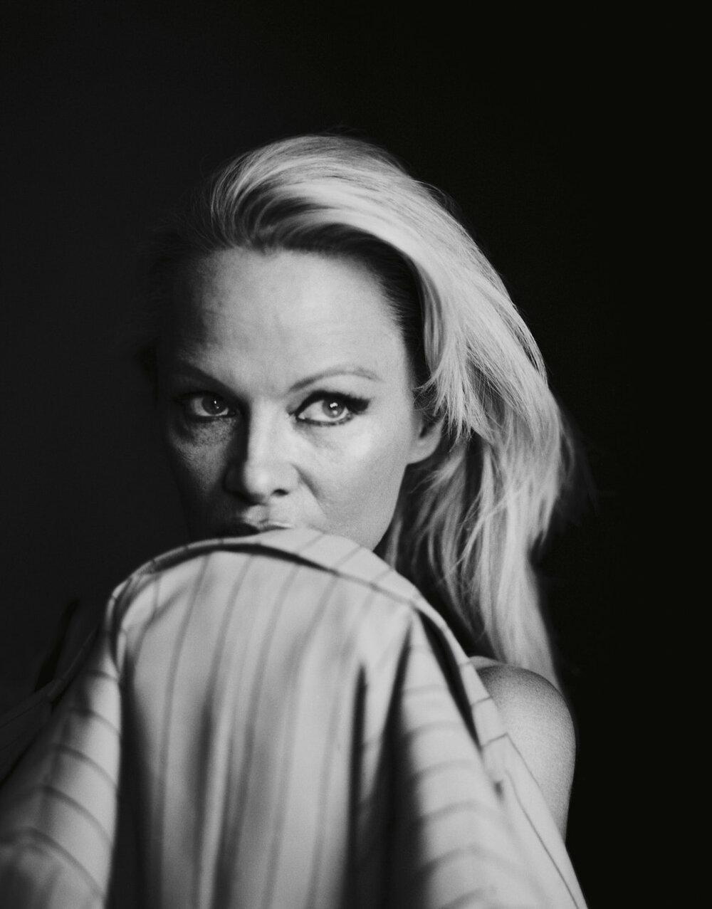 Pamela Anderson by Jack Davison