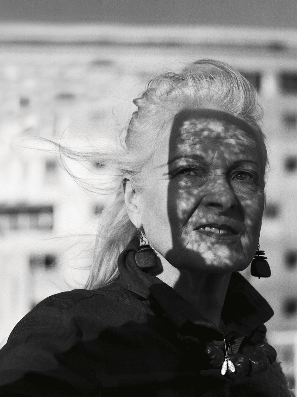 Vivienne Westwood by Jack Davison