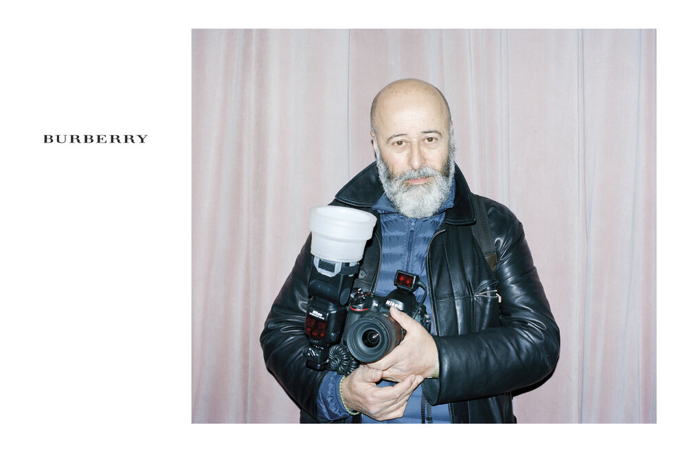 Fashion Week Photographers by Polly Brown