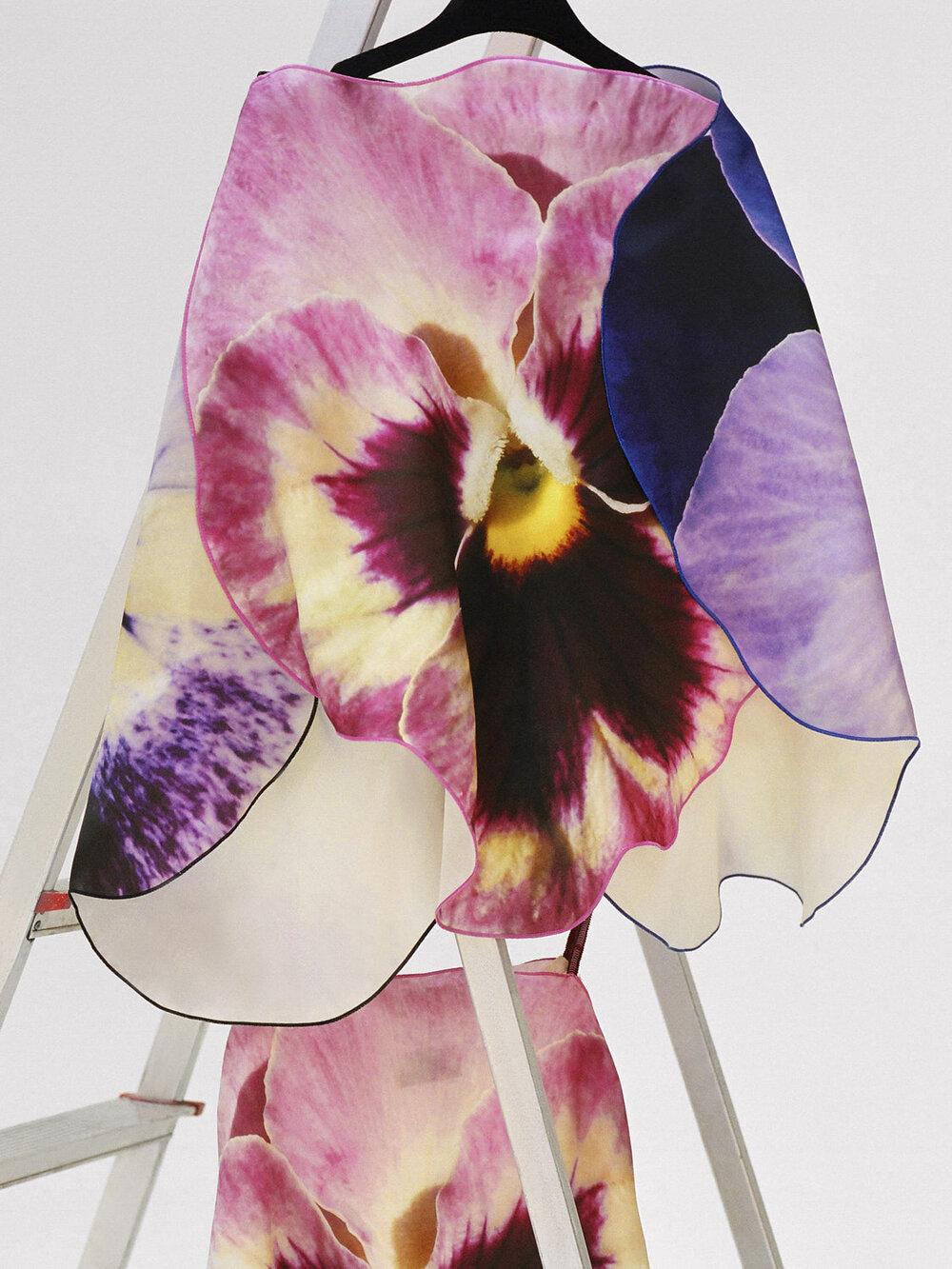 Flower Fashion by Tim Elkaim