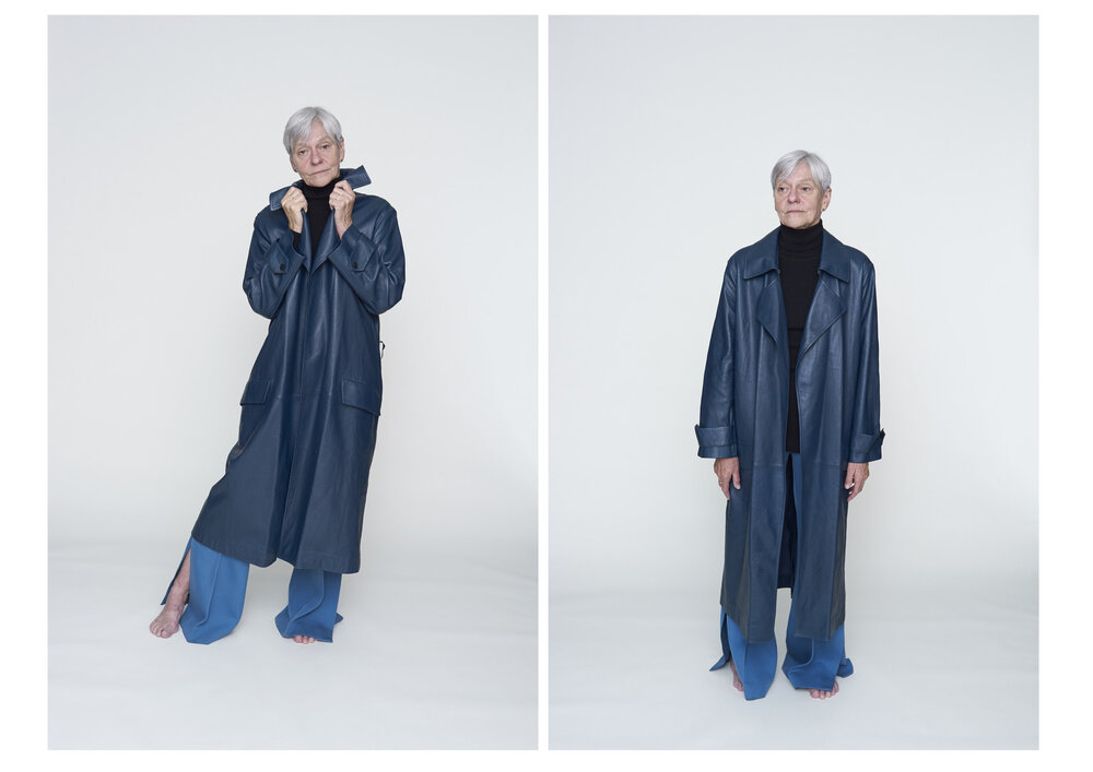 Siobhan Davies by Timo Wirsching