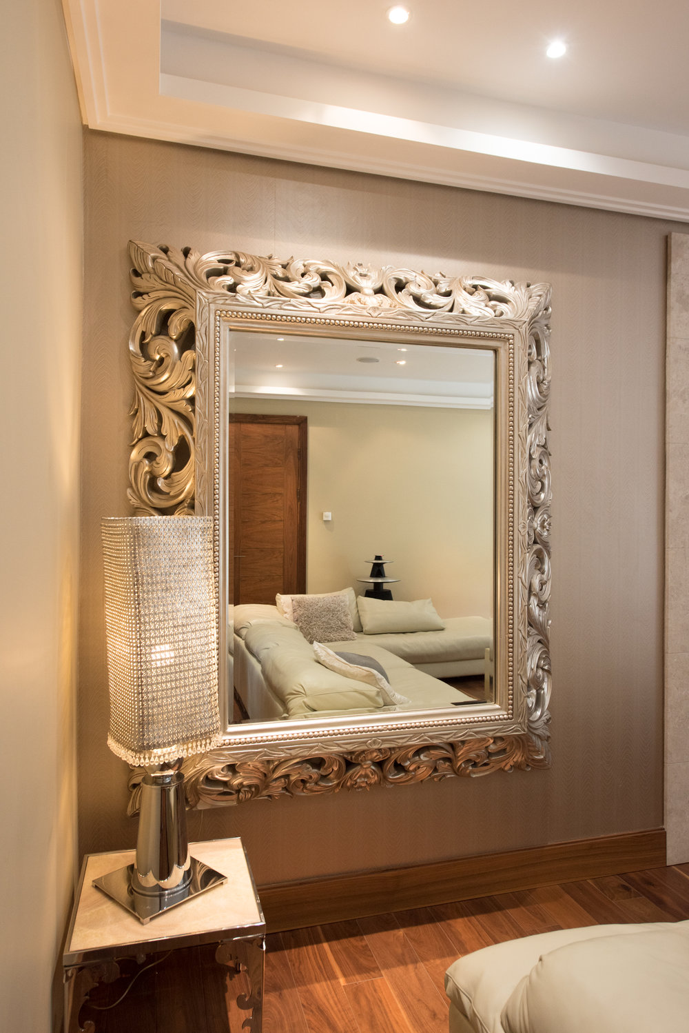 Interior design and style advice - Creating a space that reflects your individual needs and personal style, in full consultation with you.