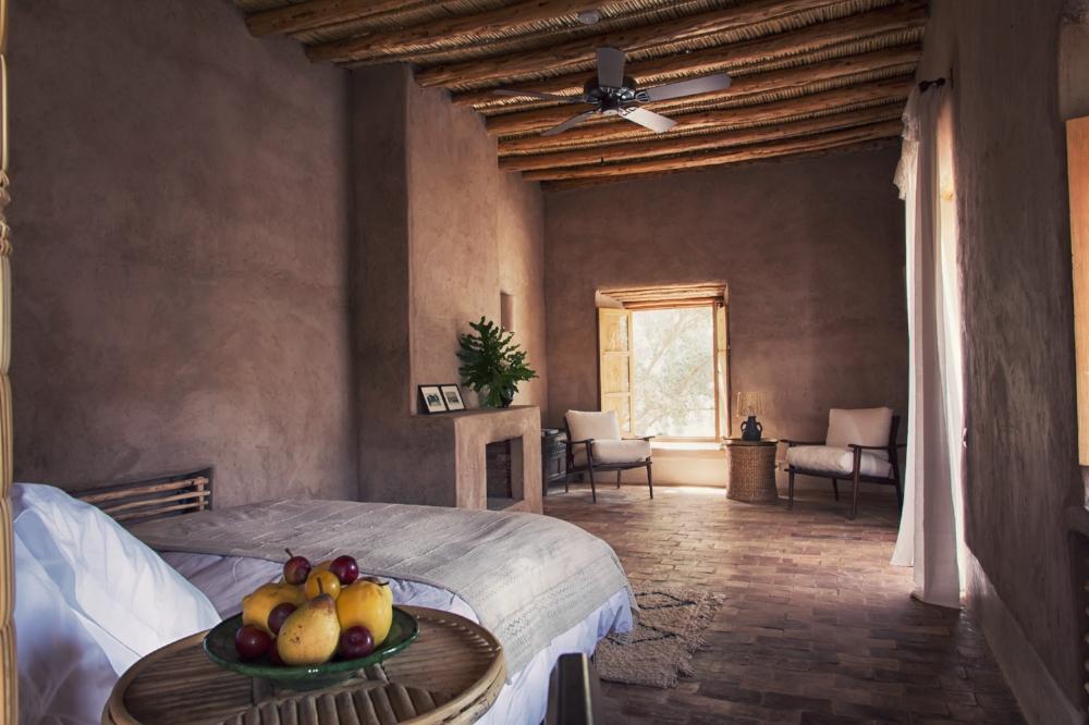 Slaapkamer berber Lodge
