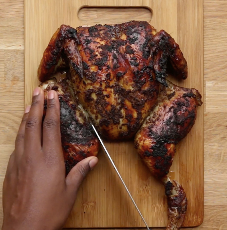Jamaican jerk chicken (Proper tasty) - BuzzFeed [produced by me]