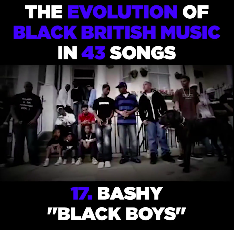 The Evolution Of Black British Music In 43 Songs - BuzzFeed [produced and edited by me]