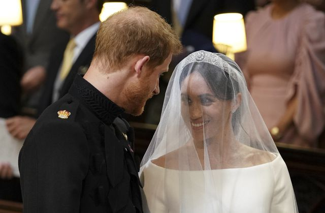 are blACK WOMEN ALLOWED TO TALK ABOUT ANYTHING OTHER THAN MEGHAN MARKLE? - elle - Gena-mour Barrett asks: 'Why can't black women simply talk about how much they like weddings?'
