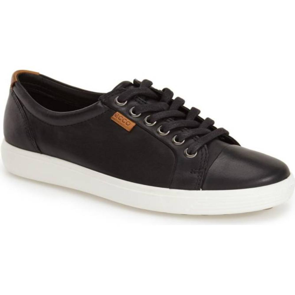 ecco Soft 7 Cap Toe Sneaker