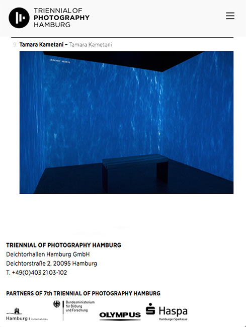 Hamburg Triennial of Photography