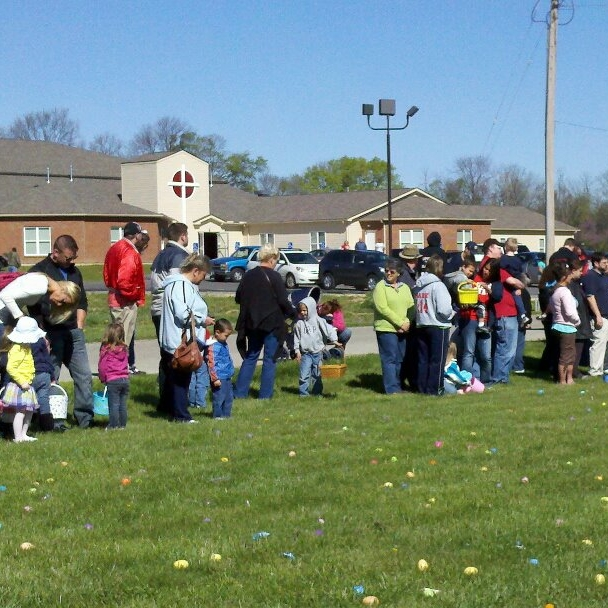 1,600+ People... - ...of all ages participated in our 2016 Easter Egg Hunt event.