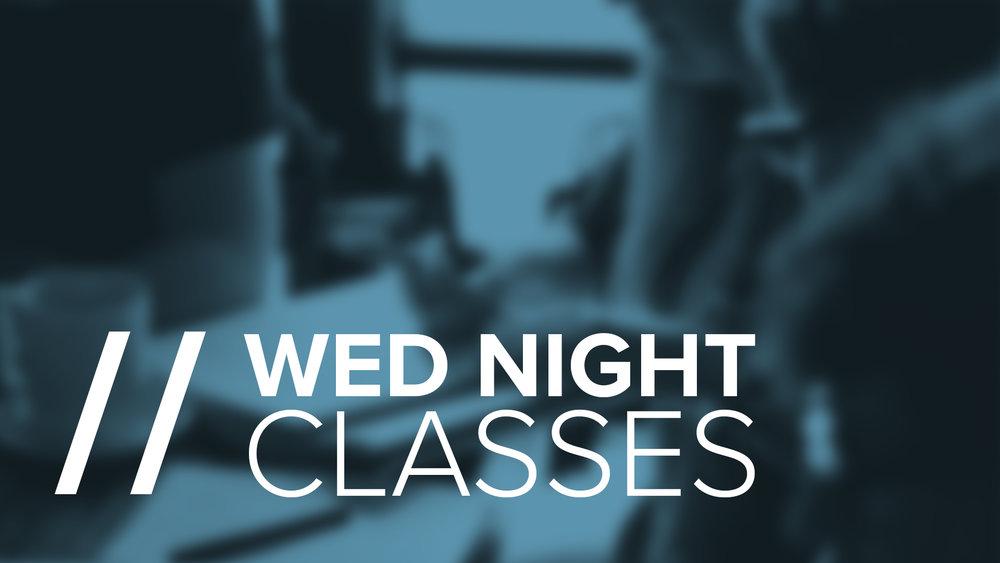 Wed Night Classes.jpg