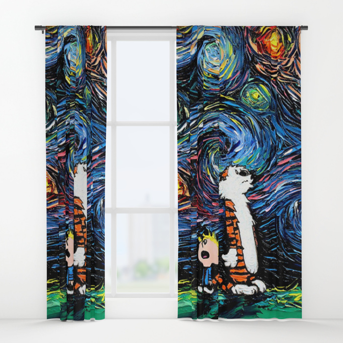 calvin-and-hobbes-vincent-van-gogh-starry-night-painting-curtains.jpg