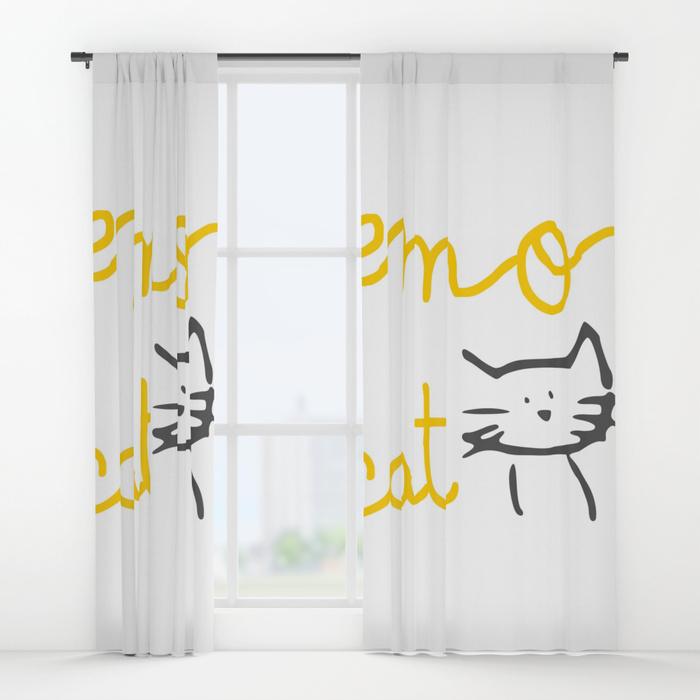 lemon-animals-cat-orange-curtains.jpg
