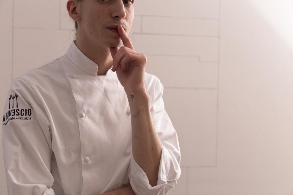 Chef Andrea Masotti_ IL ROVESCIO