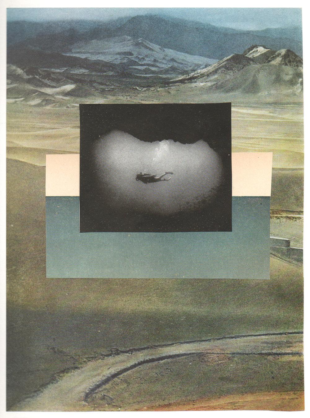 A DESERT SWIM | 2013