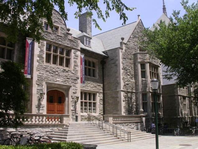 Houston Hall - University of Pennsylvania - Philadelphia, PA