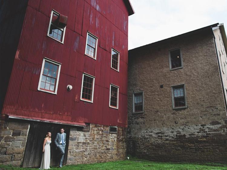 The Prallsville Mills - Stockton, NJ