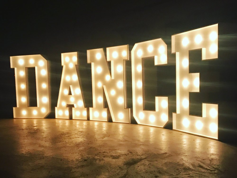 DANCE PARTY - Marquee Light Rentals
