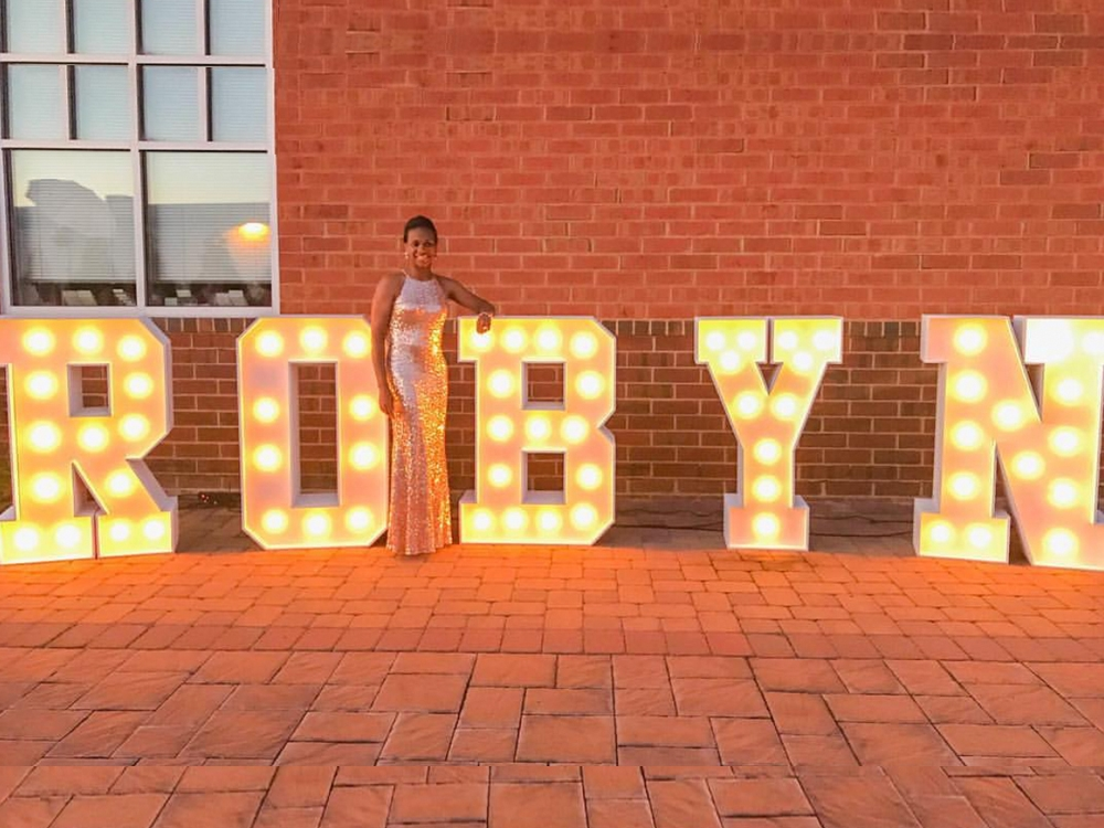 BIRTHDAY GIRL Marquee Light Rentals
