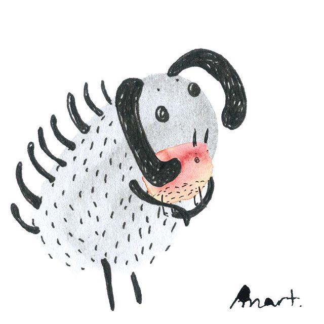 Little big things #doodle #monsters #pen #art #artist #artistsoninstagram #illustration #illustrator #illustratorsoninstagram #creative #print #printmaking #kidlit #blob #children #little #big #imagination #animal #nature #childrensbooks #sketch #sketchbook #book #instagood #instadaily #drawing #draw