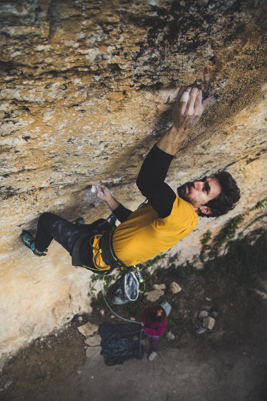 Stefano Ghisolfi - Siurana - Spain