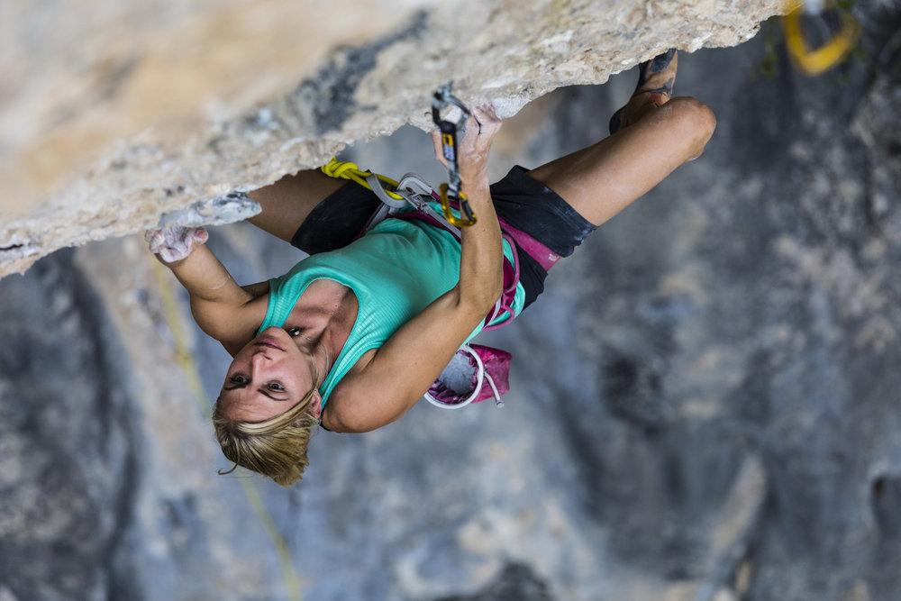 Katherina Saurwein - Rodellar - Spain