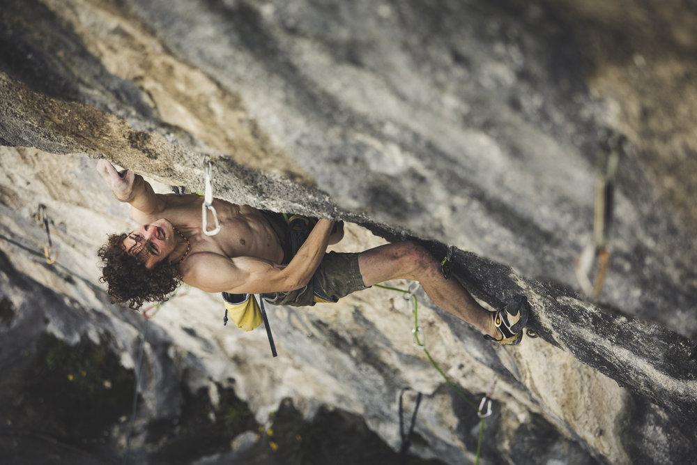Adam Ondra - Arco - Italy