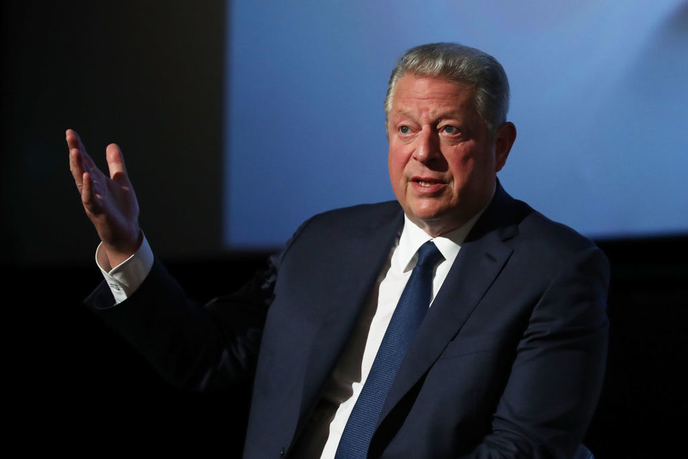 Al Gore/Getty images