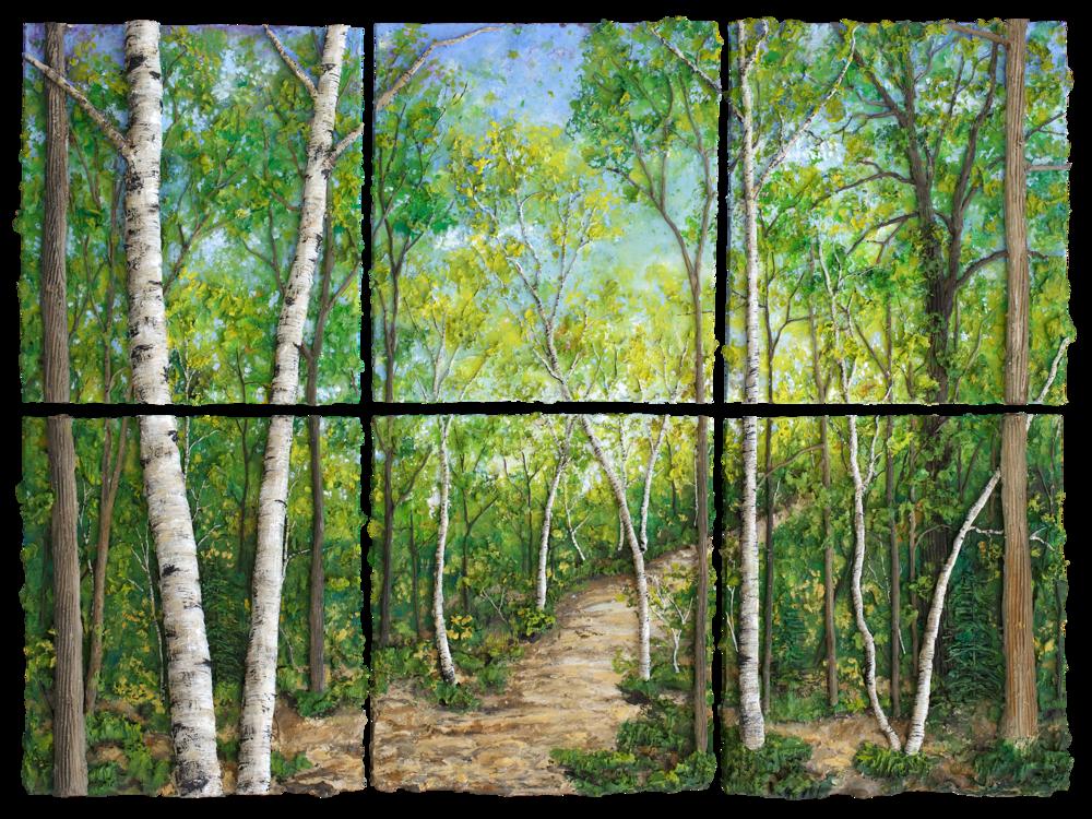 a walk inthe woods 48w36h3d.png