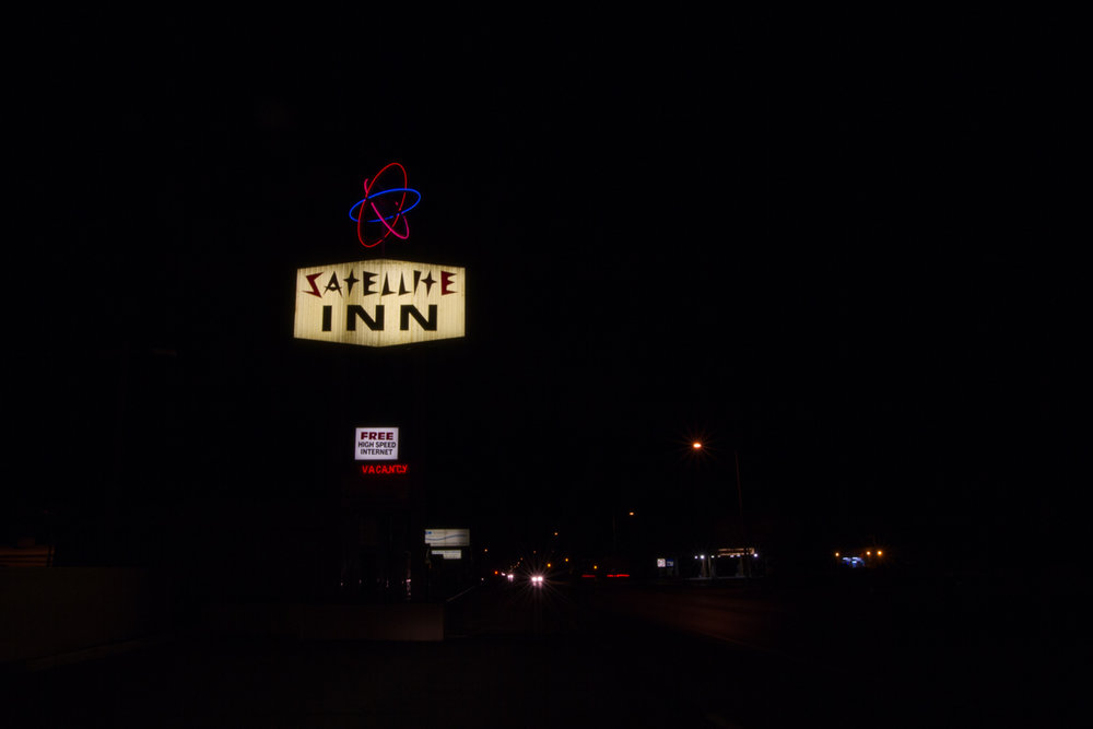 Satellite Inn - Alamogordo, New Mexico - 2013