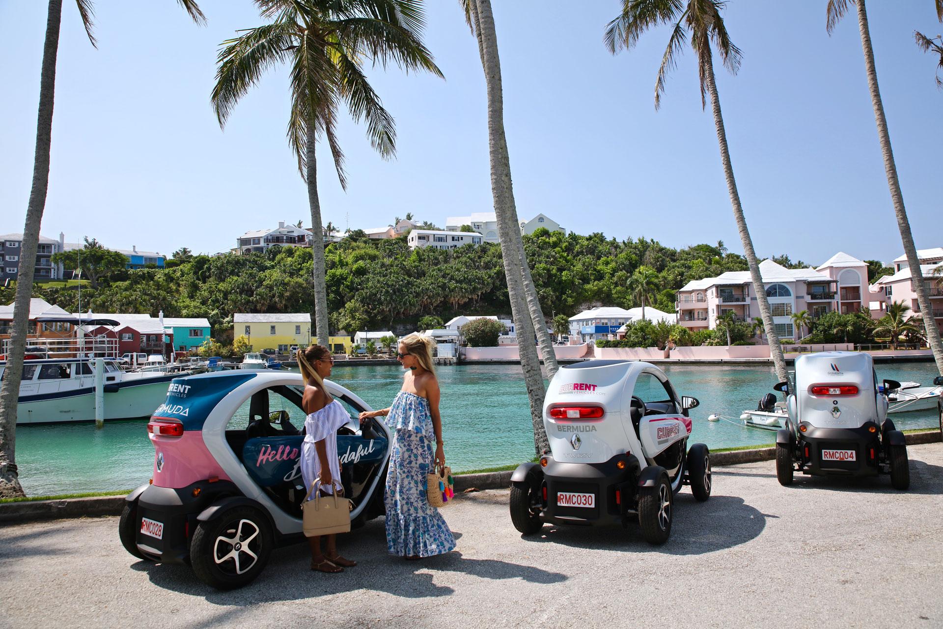 Bermuda Car Rental >> Current Vehicles