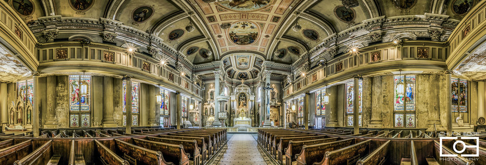 ST. ALPHONSUS CHURCH. NEW ORLEANS, LA