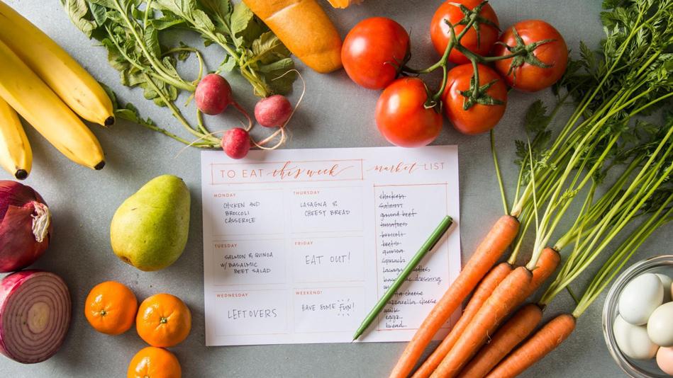 FOOD - Plan Ahead and Enjoy